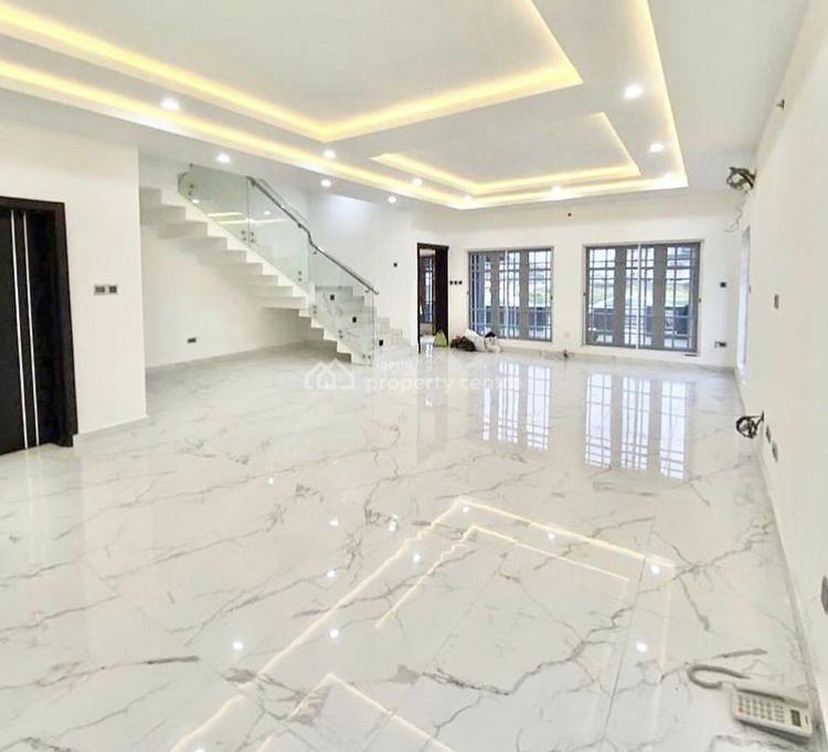 5 Bedroom Detached House, 2nd Toll Gate, Lekki, Lagos, Detached Duplex for Sale