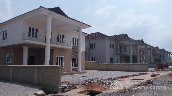 5 Bedroom Detached House, Flowergate Estate, Plot 236, Cadastral Zone B14, Dutse District,  Apo, Fct, Abuja., Apo, Abuja, Detached Duplex for Sale