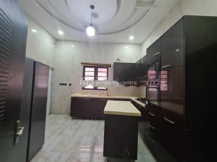 Deluxe 5 Bedrooms Detatched Duplex, Lekki Phase 1, Lekki, Lagos, Semi-detached Duplex for Rent