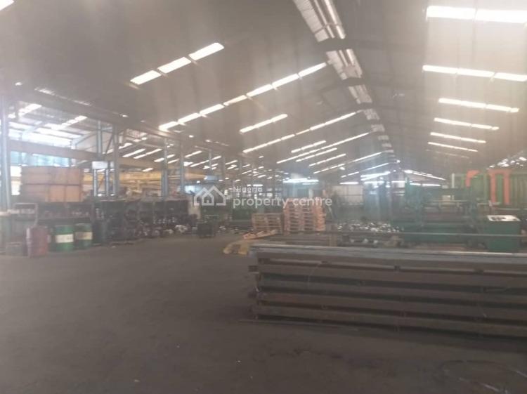 Steel Manufacturing Factory (c of O), Oregun, Ikeja, Lagos, Factory for Sale