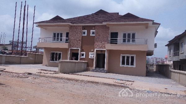 4 Bedroom Semi-detached Duplex, Flowergate Estate, Plot 236, Cadastral Zone B14, Dutse District, Fct, Abuja., Apo, Abuja, Semi-detached Duplex for Sale