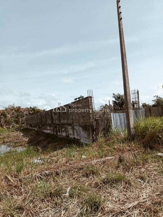 Land Offer Facing Paved Road, Schem 2, Lekki Phase 2, Lekki, Lagos, Residential Land for Sale
