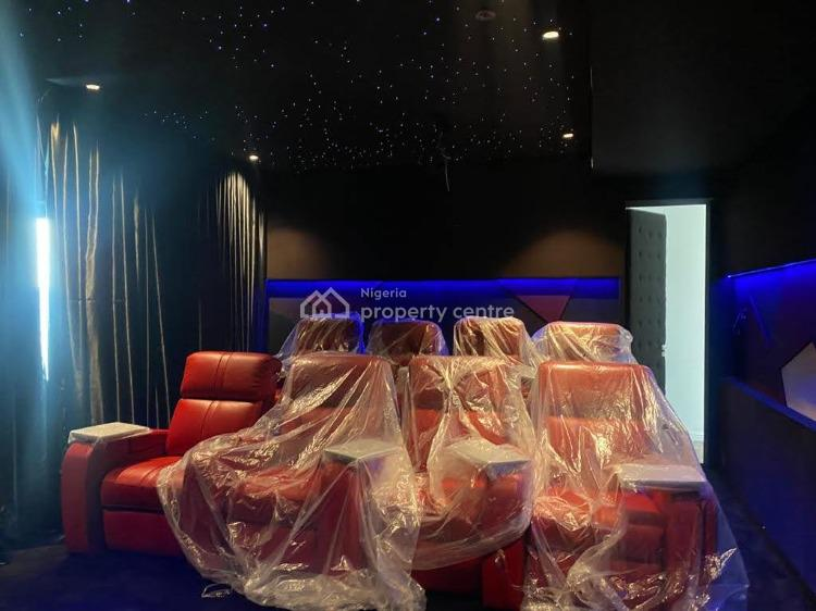 6 Bedroom Exquisite Fully Detached Duplex, Shoreline, Ikoyi, Lagos, Detached Duplex for Sale