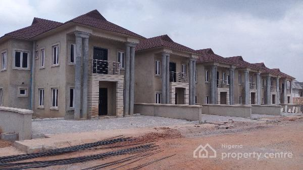 4 Bedroom Terrace Apartment, Flowergate Estate, Plot 236, Cadastral Zone B14, Dutse District, Fct, Abuja., Apo, Abuja, Terraced Duplex for Sale