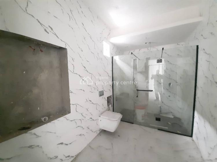 Luxury 5  Bedroom Room Duplex with Bq, Beside Nicon Town, Lekki, Lagos, Detached Duplex for Sale