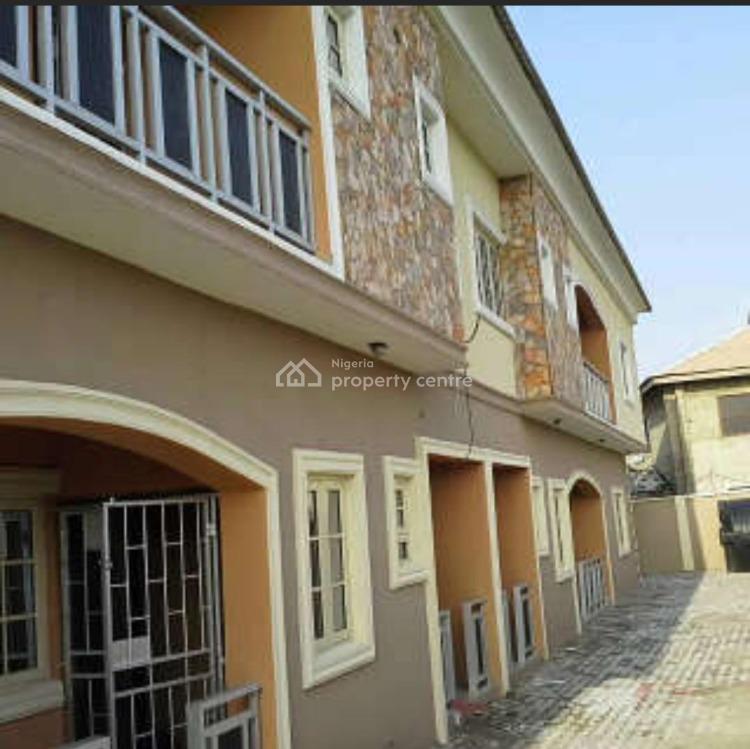 Luxury 4 Units of 3 Bedroom Flats, Ogombo, Ajah, Lagos, Block of Flats for Sale