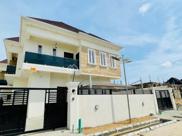 5 Bedrooms Fully Detached Duplex on 400sqm, Close to Vgc, Lekki, Lagos, Detached Duplex for Sale