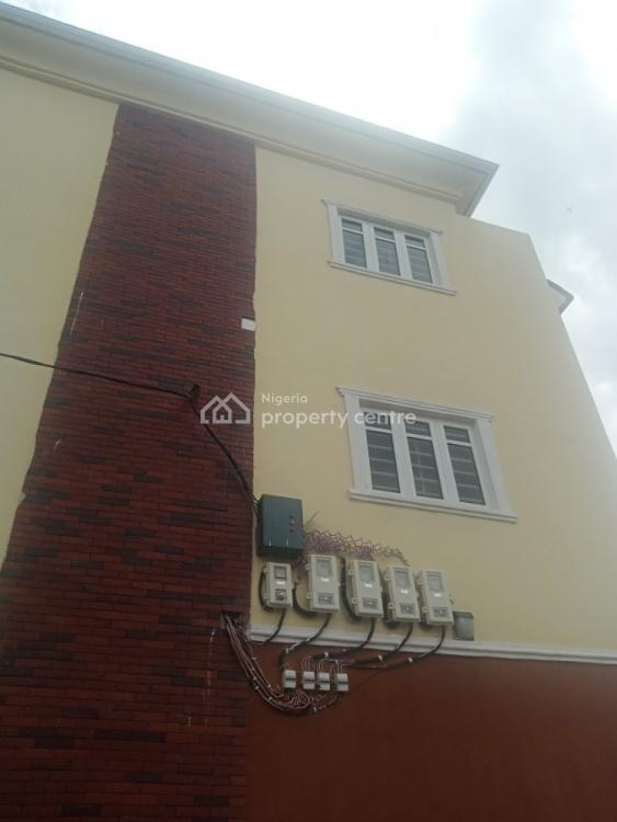 Newly Built and Well Finished 5 Bedrooms Terraced Duplex, Off Agbonyi Avenue, By Adelabu Road, Kilo, Surulere, Lagos, Terraced Duplex for Rent