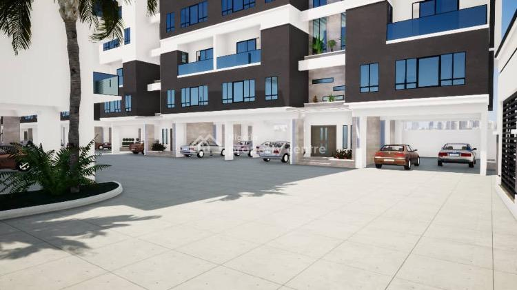 Acquire Luxuriously Designed Off Plan Home in Premium Location, Bloom Residences, Ikate, Lekki, Lagos, Terraced Duplex for Sale