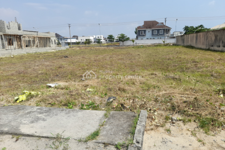 Waterfront Land, Admiralty Way, Lekki Phase 1, Lekki, Lagos, Residential Land for Sale