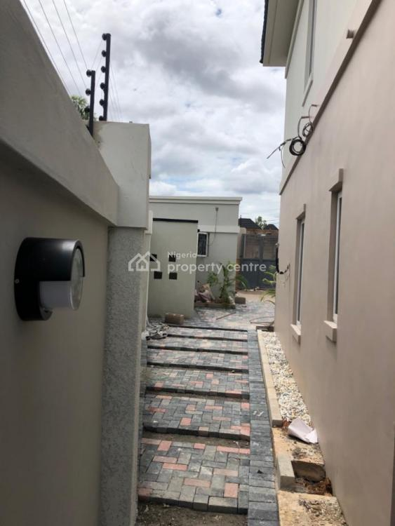 Exquisite 4 Bedroom Suited Duplex with 2 Units of 2 Bedroom Flats, Destiny Layout, Off Ecochin Bus-stop, Old Airport Road, Enugu, Enugu, Detached Duplex for Sale