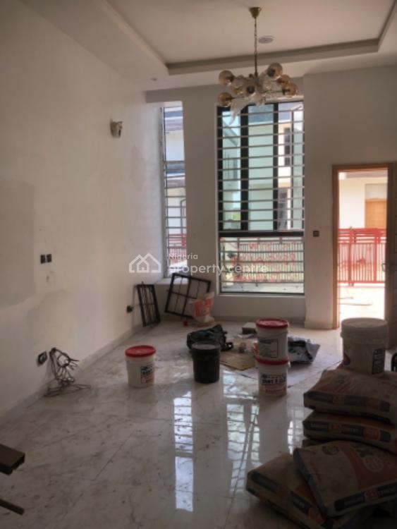 4 Bedroom Semi Detached Duplex, Chevron Alternate, Lekki, Lagos, Semi-detached Duplex for Rent