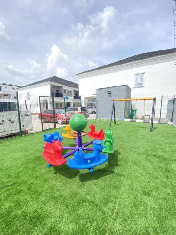 4 Bedrooms Terraced Duplex with Lovely Communal Facilities, Ikate Elegushi, Lekki, Lagos, Terraced Duplex for Sale