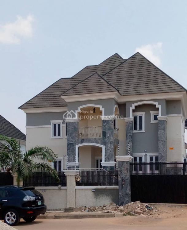 6 Bedrooms Fully Detached Duplex + 2 Bq, Gwarinpa, Abuja, Detached Duplex for Sale