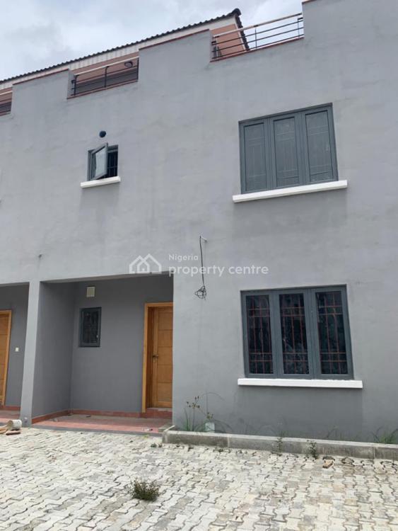 Newly Built 3 Bedrooms Terrace, Chevron Drive, Lekki, Lagos, Flat for Rent