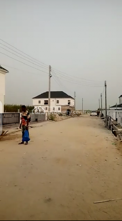 Estate  Land with 24 Hours Security Mopol Gard, Lekki, Lagos, Residential Land for Sale