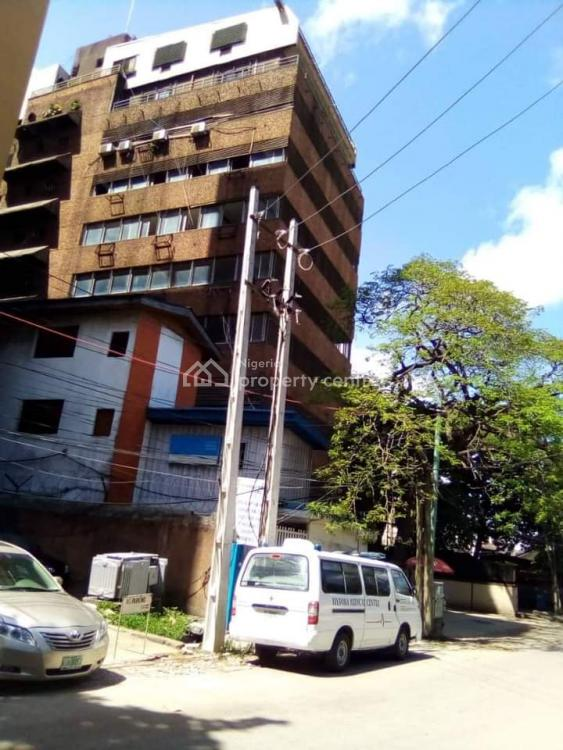 a Prime Office on 6th Floors, Onikan, Lagos Island, Lagos, Office Space for Sale