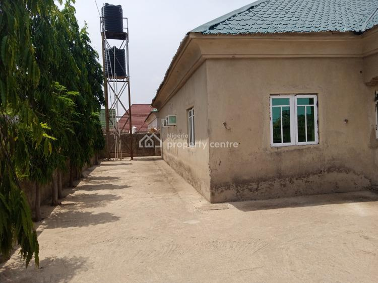 3 Bedroom Bungalow with Bq, By Apo Mechanic/kabusa Junction, Apo, Abuja, House for Sale