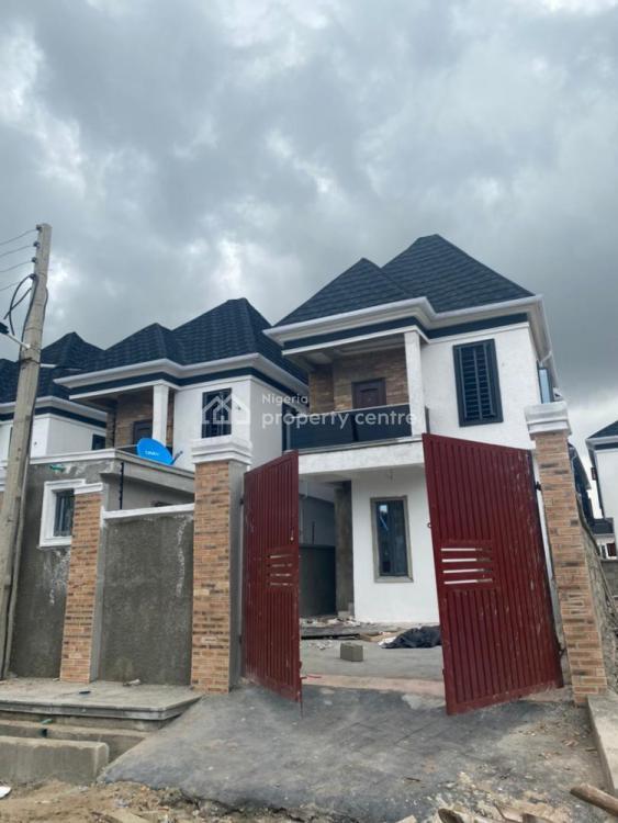 Fully Detached 4 Bedroom Duplex, Ikota Villa Estate, Ikota, Lekki, Lagos, Detached Duplex for Sale