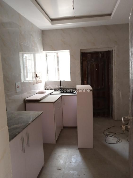 Luxury 2 Bedroom Flat Available, Before Blenco Supermarket, Sangotedo, Ajah, Lagos, Flat for Rent