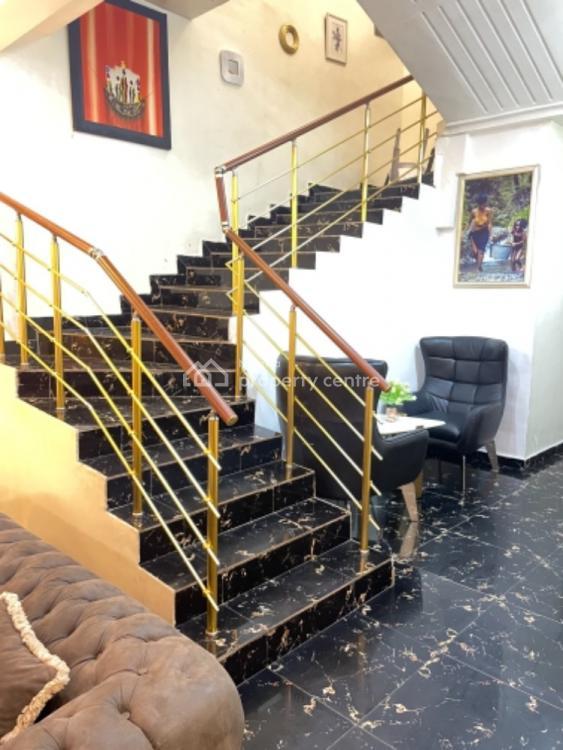4 Bedroom Duplex, Palace Road, Ikate, Lekki, Lagos, Semi-detached Duplex Short Let