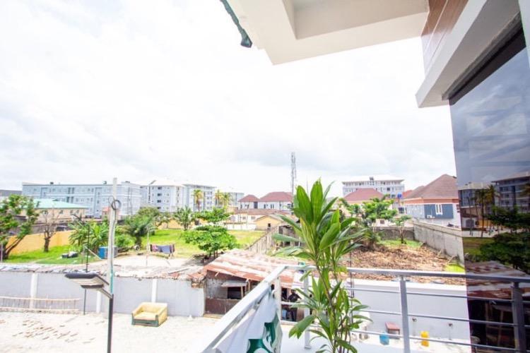 4 Bedroom Detached Duplex, Chevron Alternative, Lekki, Lagos, Detached Duplex for Sale