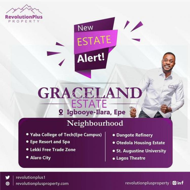 High Valued Land From Reputable Company ( C of O ), Epe, Lagos, Residential Land for Sale