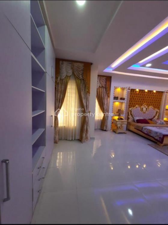 Luxury 5 Bedroom Detached, Fully Furnished, Chevron, Lekki Phase 1, Lekki, Lagos, Detached Duplex for Sale