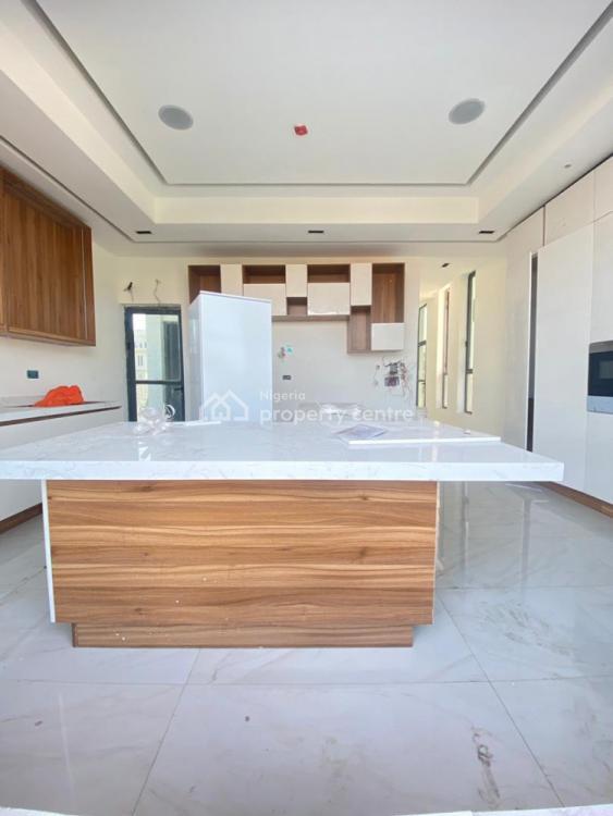 5 Bedroom Detached Duplex with Bq, Osapa, Lekki, Lagos, Detached Duplex for Sale