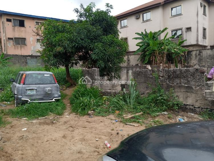 4 Plots of Dry, Strategically Located Land, Ajao Estate, Isolo, Lagos, Mixed-use Land for Sale