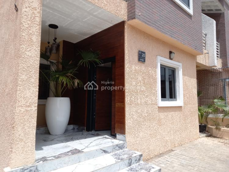 Brand New, Very Spacious and Luxuriously Furnished 4 Bedroom House, Life Camp, Abuja, Terraced Duplex for Sale