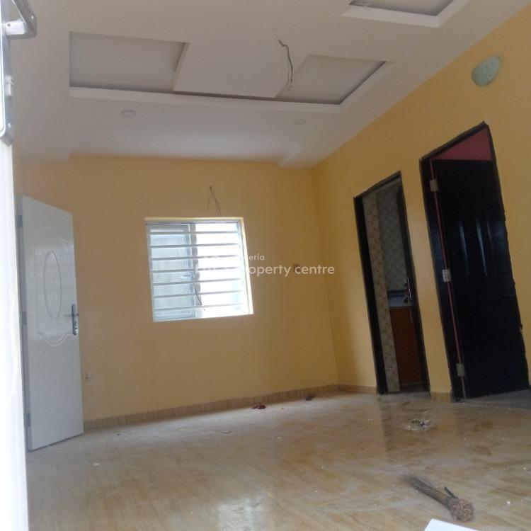 Clean Newly Built Room and Palour Mini Flat, Ogombo, Ajah, Lagos, Mini Flat for Rent