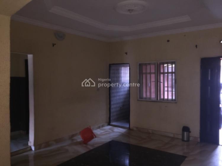 Standard 2 Bedroom Flat, Okpanam Road, Asaba, Delta, Flat for Rent
