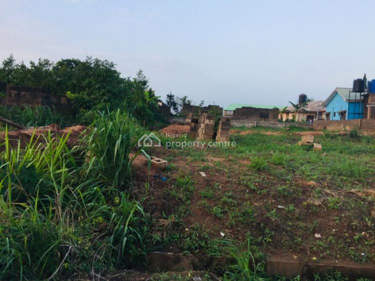 Half Plot of Land, Journalist Estate Phase 1, Berger, Arepo, Ogun, Residential Land for Sale