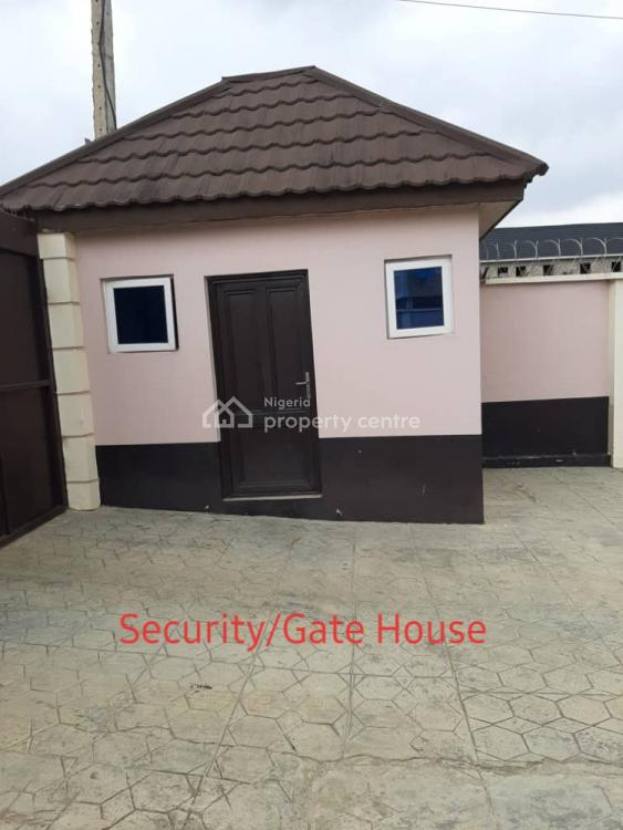 Luxury Built 3 Bedroom Bungalow with a Bq (cofo), Balogun Street, Just Few Mins Drive to Isheri, Gra Phase 1, Magodo, Lagos, Detached Bungalow for Sale