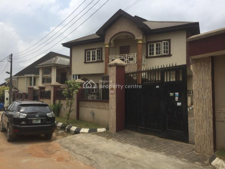 4 Bedroom Detached Duplex with a 3 Bedroom Bungalow (cofo), Nuj Estate Near Isecom Opic, Isheri North, Lagos, Detached Duplex for Sale