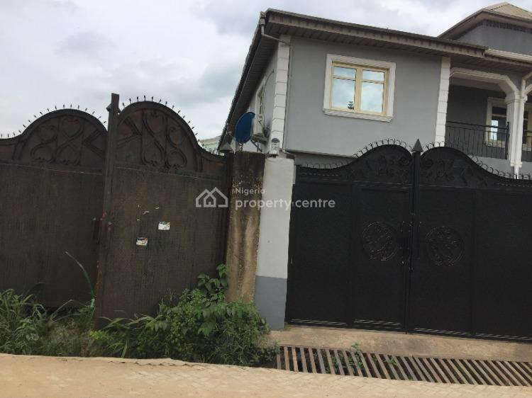 Plot of Land Fenced Round with Gate, Shalom Estate, Opp. Garden Park Hotel Arepo, Berger, Arepo, Ogun, Residential Land for Sale