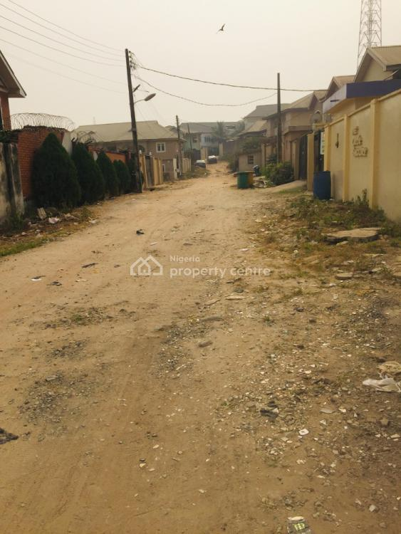 Half Plot Land, Havana Estate, Behind Garden Park Hotel, Berger, Arepo, Ogun, Residential Land for Sale