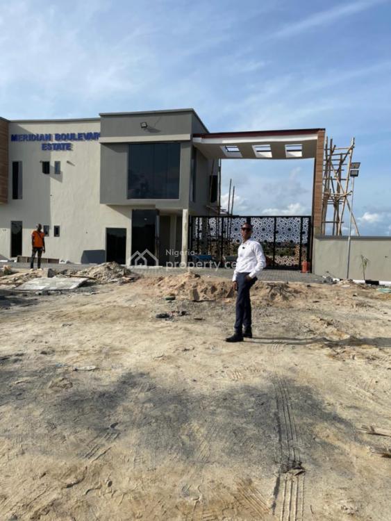 Land, Meridian Boulevard Estate., Fairmont Garden Scheme, Lekki- Scheme 2 Axis., Okun-ajah, Ajah, Lagos, Land for Sale