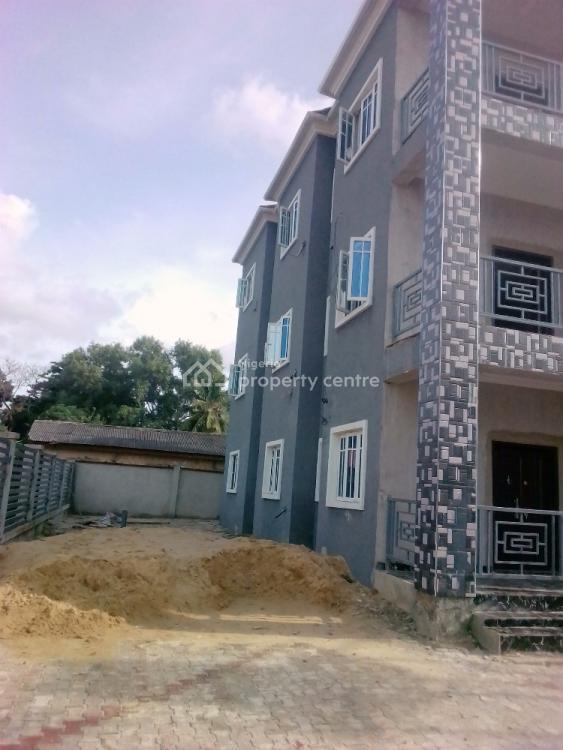 Luxury 2 Bedroom Apartment(upstairs), Unity Estate, Off Cooperative Villa, Badore, Ajah, Lagos, Flat for Rent