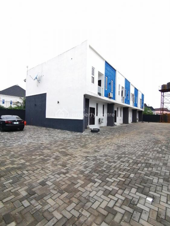 3 Bedroom Terrace Duplex with a Bq, Sangotedo, Ajah, Lagos, Terraced Duplex for Sale