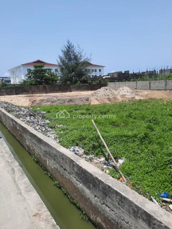 10 Plot of Land Beside Cowrie Creek Estate Ikate Lekki Phase 1, Spar Road, Ikate, Lekki Phase 1, Lekki, Lagos, Residential Land for Sale