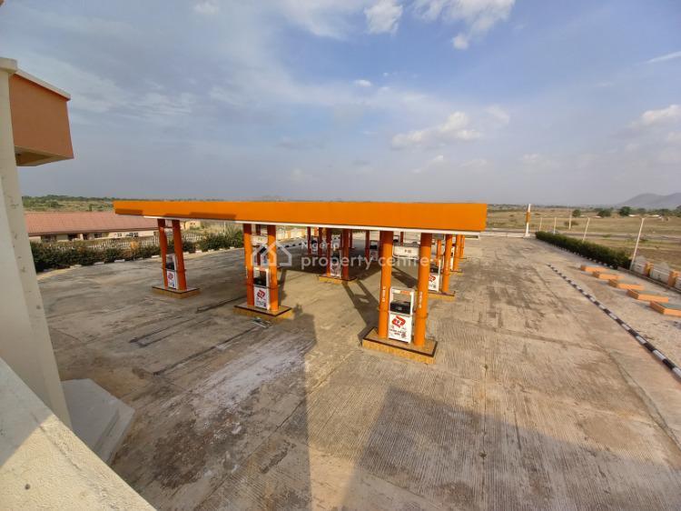 Brand New Mega Filling Station with Fourteen (14) Pumps, Anagada Area, Zuba, Abuja, Filling Station for Sale