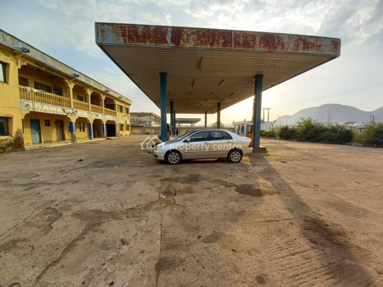 Well Located 2 Number of Filling Station on 1 Hectare (15 Plots), Suleja-abuja Expressway, Kubwa, Abuja, Filling Station for Sale