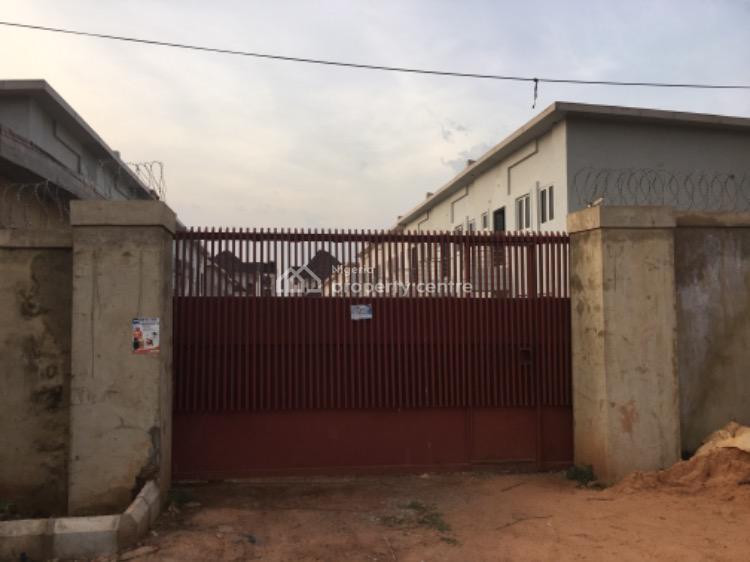 Executive 4 Bedroom Suited Duplex for Office Complex at 90% Completion, Gemex Estate Opp Mercedes Company Off Enugu/ph Expressway, Enugu, Enugu, Terraced Duplex for Rent