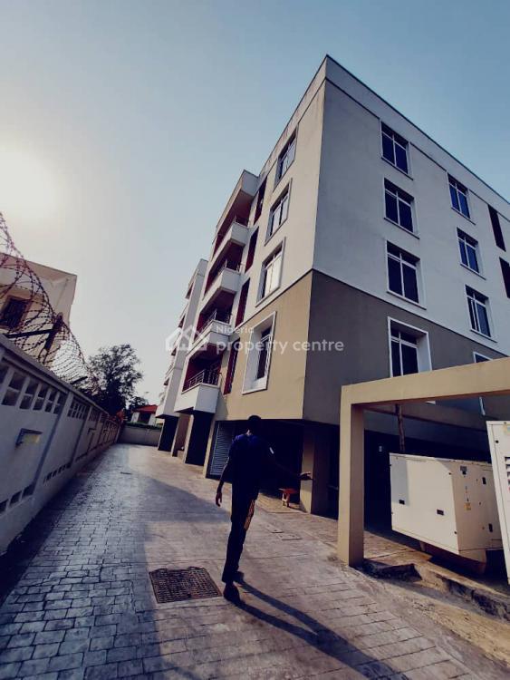 Nice 3 Bedroom with Pool and Gym, Ikoyi, Lagos, Flat for Sale