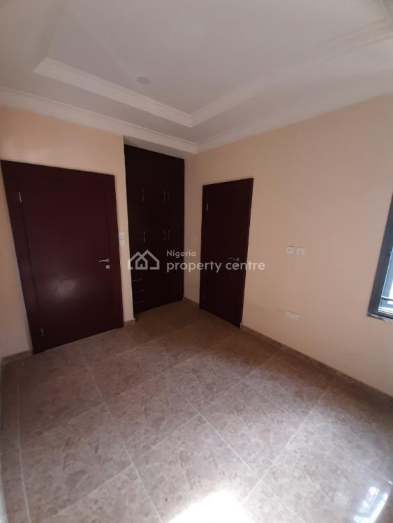 Serviced with 24hours Electricity 4 Bedrooms Terrace with a Bq, Osapa, Lekki, Lagos, Terraced Duplex for Rent