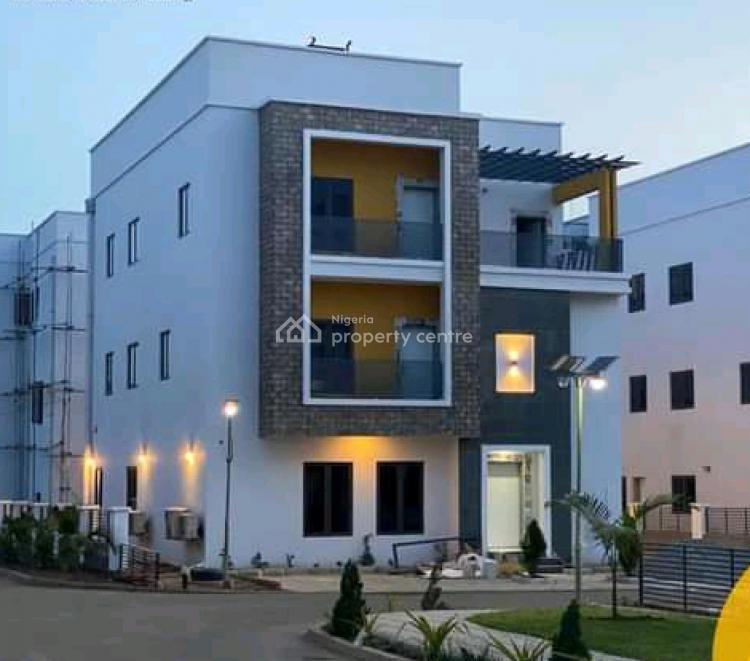 Luxury 5 Bedroom Duplex, Utako / Wuye District, Wuye, Abuja, Detached Duplex for Sale