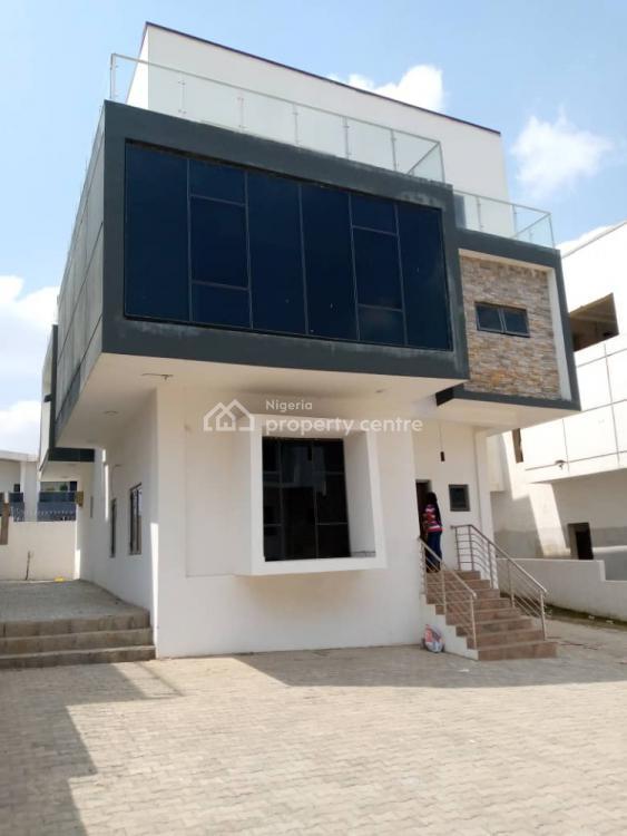 Luxury Brand New 5 Bedrooms  Detached Duplex with Penthouse, Guzape District, Abuja, Detached Duplex for Sale