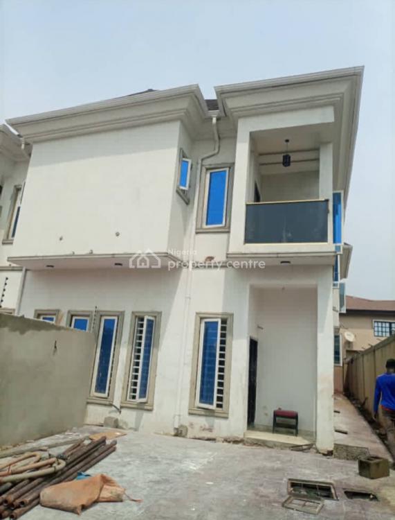 Luxury Built to Taste 3 Bedrooms Semi Detached Duplex Plus Bq with Exc, Omole Phase 1, Ikeja, Lagos, Semi-detached Duplex for Sale